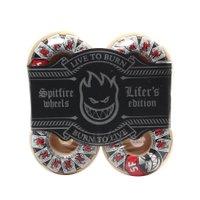 Roda SpitFire Lifer's Edition Bege/Preto
