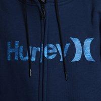Moltom Hurley Aberto Oversize Azul Marinho