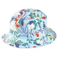 Bucket Vans Hawaii Floral Azul Claro