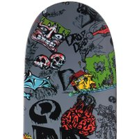 Shape Drop Dead Infanto Mixture 7.5 x 28.75 PReto/Cinza