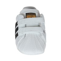 Tênis Adidas SuperStar Brib inf. Branco/Preto