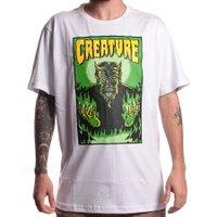 Camiseta Creature Hell Branco