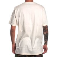 Camiseta Santa Cruz Bolt Stack Creme