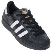 Tênis Adidas Superstar Foundation Preto