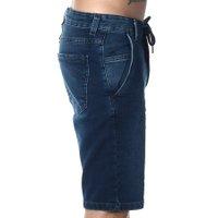 Bermuda Rip Curl Confort Jeans Escuro