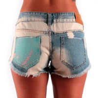 Shorts Billabong Laneway Azul