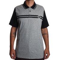 Camiseta Polo Hurley Points Mescla