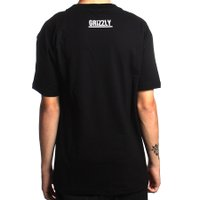 Camiseta Grizzly OG Bear Preto