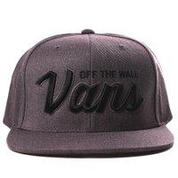 Boné Vans Wilmington New Charcoal Mescla Escuro