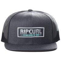 Boné Rip Curl Pump Trucker Preto Mescla