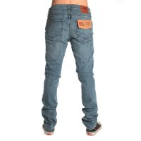 Calça Vans Jeans M V76 Skinny Vintage  Indigo
