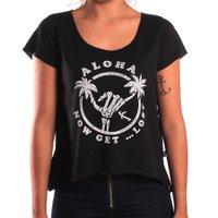 Camiseta Lost Neps Preto