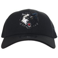Boné New Era Chicago Wolves Preto