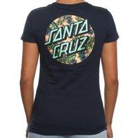 Camiseta Santa Cruz Island Dot Fem. Azul Marinho