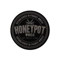 Dichavador HoneyPot Wheels Preto