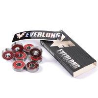 Rolamento Everlong Precision Bearings Preto/Vermelho