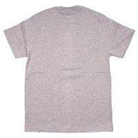 Camiseta Drop Dead League Cinza Mescla