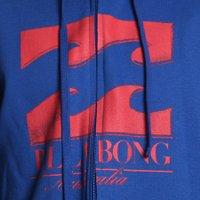 Moletom Billabong Rency Azul