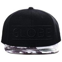 Boné Globe Wind Wool Preto/Branco