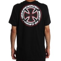 Camiseta Independent Speed Kills Preto