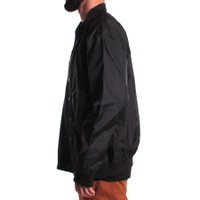 Jaqueta Rock City Windbreak Logo Preto