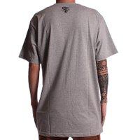 Camiseta Thug Nine Smoke A Joint Mescla