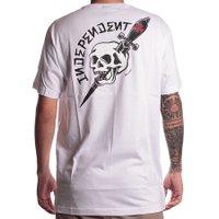 Camiseta Independent Dressen Dagger Branco
