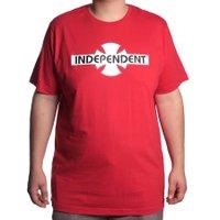 Camiseta Indenpendent OGBC Vermelho