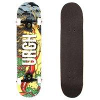 Skate Urgh Montado Na Veia 1 Amarelo/Verde/Cinza