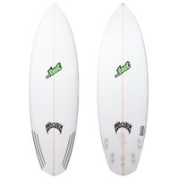 Prancha Lost The rocket 19.13' x 2.25'' 27.06 Lts Branco