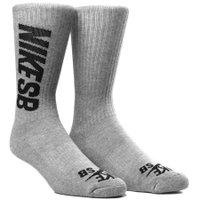 Meia Nike SB Pack 3 Crew Socks Mescla