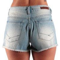 Shorts Vans Jaymee High Waisted Azul