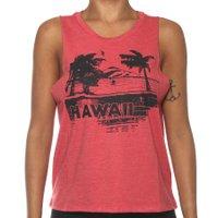 Regata Billabong Hawaian Vermelho
