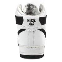 Tênis Nike Air Force I Hi Retro Qs Branco/Preto
