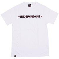 Camiseta Independent Infantil Bar Logo Branco