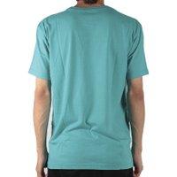 Camiseta Vissla Trying Azul Claro