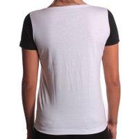Camiseta Grow Pocket Invertido Branco