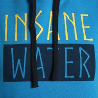 Moletom Insane Water Tarja Azul