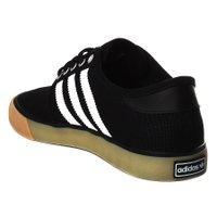 Tênis Adidas Seeley Decon Preto/Branco