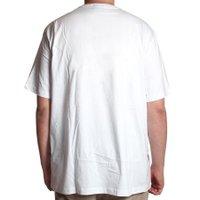 Camiseta Dropdead Big Drop Logo Branco