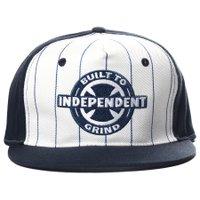 Boné Independent BTG Azul/Branco