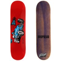Shape Drop Dead Ride Fastest 8.0 Vermelho