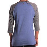 Camiseta Child RAglan 3/4 Royals Azul Claro