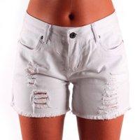 Shorts Hurley Reveillon Rasg. Branco
