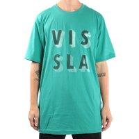 Camiseta Vissla Stacked Verde Agua