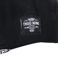Boné Thug Nine TN Preto/Cinza