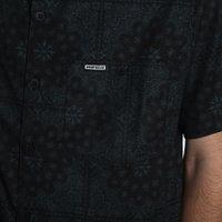 Camisa DropDead Bandana M/C Preto