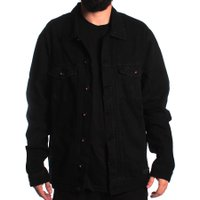 Jaqueta Globe Denim Black Preto