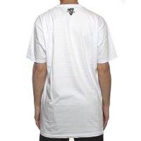 Camiseta Thug Nine Cali Drivers Branco