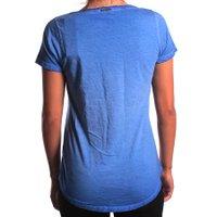 Camiseta Roxy Third Palm Azul